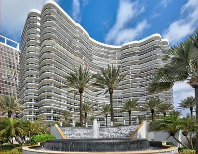 Bal Harbour Condo For Sale: 9601 Collins Ave #1010