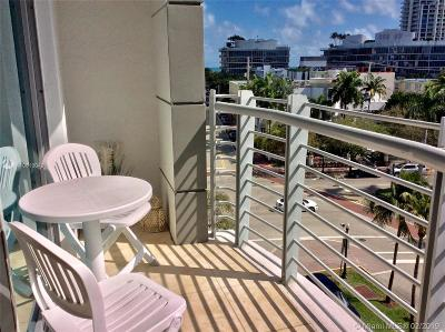 Miami Beach Rental Active With Contract: 110 Washington Ave #1611
