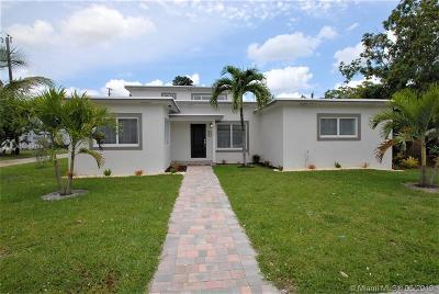 North Miami Beach Single Family Home For Sale: 2115 NE 170th St