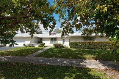 Miami Single Family Home For Sale: 9121 SW 85th St