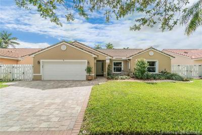 Miramar Single Family Home For Sale: 12500 SW 20th St
