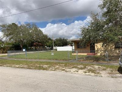 Miami Single Family Home For Sale: 1891 NW 86th Ter