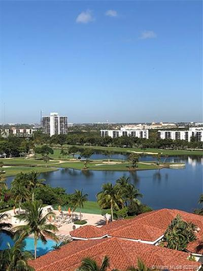 Aventura Condo For Sale: 19900 E Country Club Dr #1220