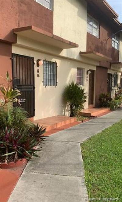 Sweetwater Condo For Sale: 30 SW 108th Ave #G6