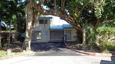 Fort Lauderdale Single Family Home For Sale: 1614 SW 18th Ave