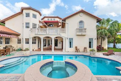Miami Single Family Home For Sale: 13900 SW 100th Ave