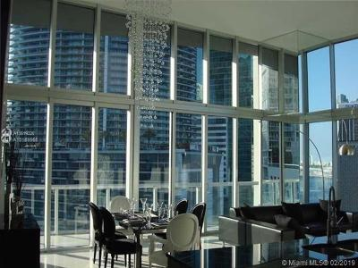 Miami Rental For Rent: 465 Brickell Ave #1502