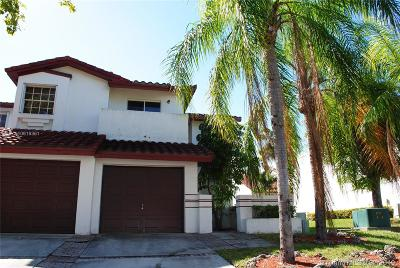 Cutler Bay Condo For Sale: 8408 SW 208th St #.