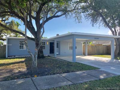 Miami Single Family Home For Sale: 10040 SW 46th St