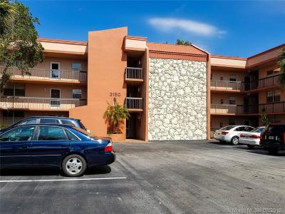 Broward County Condo For Sale: 3150 Holiday Springs Blvd #8-303