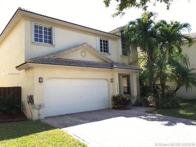 Doral Single Family Home For Sale: 11012 NW 72 Terrace
