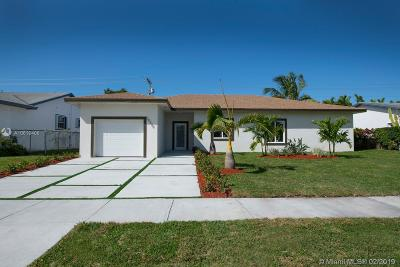 Cutler Bay Single Family Home For Sale: 20220 SW 92nd Ave