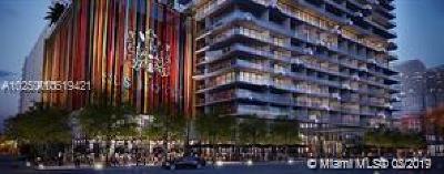 Sls Brickell Residences, Sls, Sls Brickell, Sls Brickell Condo Rental For Rent: 1300 S Miami Av #4111