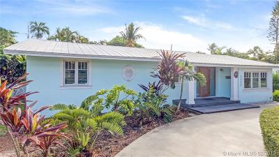 South Miami Single Family Home Sold: 6530 SW 75th Ter