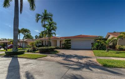 Miami Single Family Home For Sale: 12460 SW 22nd Ter