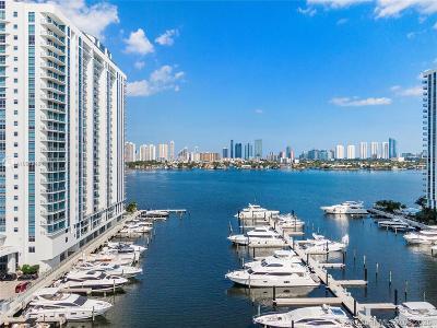 Marina Palms, Marina Palms Res North, Marina Palms Yacht Club, Marina Palms Yacth Club Condo For Sale: 17301 SE Biscayne Blvd #PH-5
