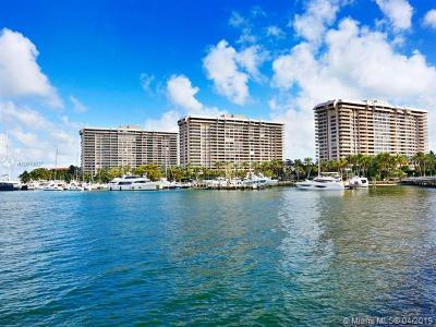 Miami Condo For Sale: 3 Grove Isle Dr #C604