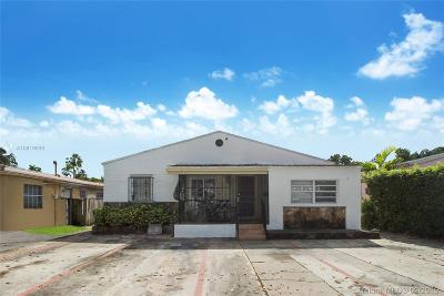 Miami Multi Family Home For Sale: 2466 SW 3rd St