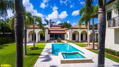 Miami Single Family Home For Sale: 9200 SW 112th St