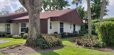 Boca Raton Condo For Sale: 6924 Tiburon Cir #123