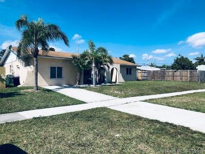 Miami Single Family Home For Sale: 16320 SW 107th Ave