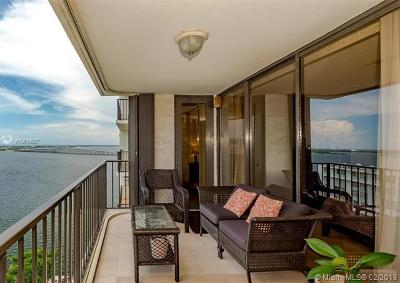 Miami Condo For Sale: 1865 Brickell Ave #A2001
