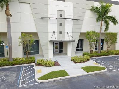 Medley Commercial For Sale: 12600 NW 115th Ave