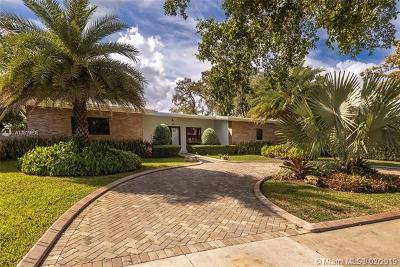 Miami Single Family Home For Sale: 19720 NE 22nd Ave