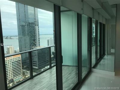 Sls Brickell Residences, Sls, Sls Brickell, Sls Brickell Condo Rental For Rent: 1300 S Miami Ave #3003