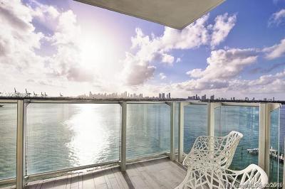 Miami Beach Condo For Sale: 1100 West Ave #512