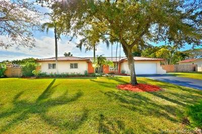 Miami Single Family Home For Sale: 10860 SW 125th St