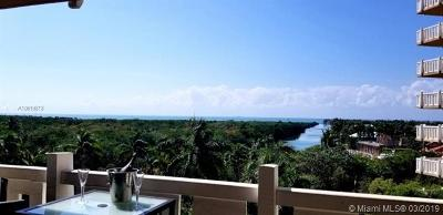 Key Biscayne Condo For Sale: 1121 Crandon Blvd #D504