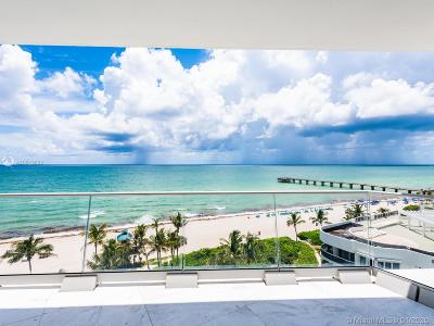 Sunny Isles Beach Condo For Sale: 16901 Collins Ave #601