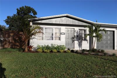 Cooper City Single Family Home Sold: 5022 SW 93rd Ave
