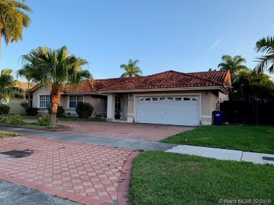 Miami Single Family Home For Sale: 14240 SW 35th St