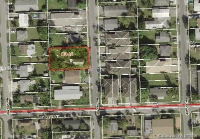 Broward County Residential Lots & Land For Sale: 1111 NW 2nd Ave
