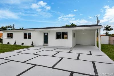 Miami Single Family Home For Sale: 7840 SW 32nd St