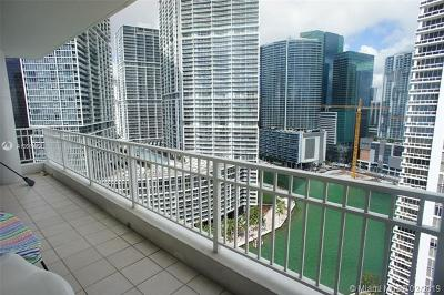 Condo For Sale: 801 Brickell Key Blvd #2704