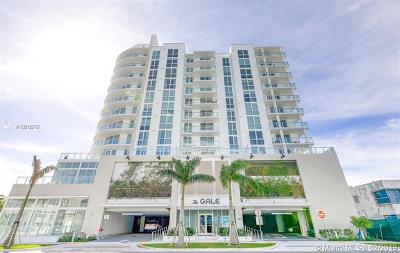 Fort Lauderdale Condo For Sale: 401 N Birch Rd #816