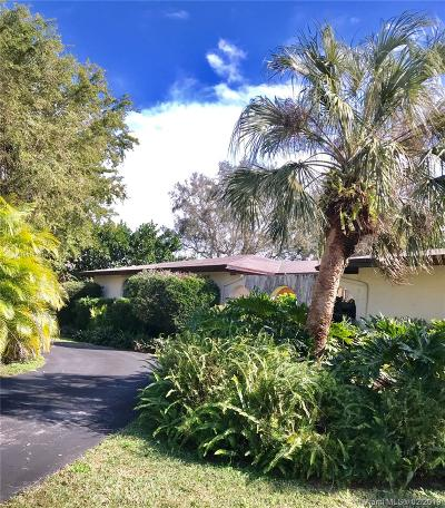 Miami Single Family Home For Sale: 8990 SW 124th St