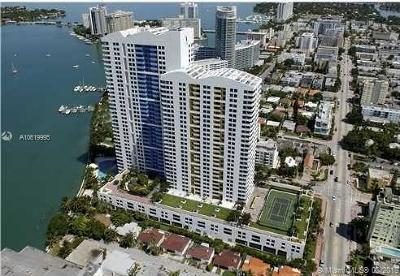 Miami Beach Rental For Rent: 1330 West Ave #708