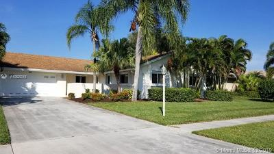 Boynton Beach Single Family Home For Sale: 80 Vista Del Rio