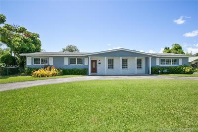 Palmetto Bay Single Family Home For Sale: 8440 SW 142nd St