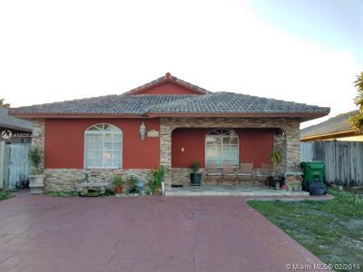 Hialeah Gardens Single Family Home For Sale