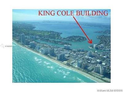 Miami Beach Condo For Sale: 900 Bay Dr #311