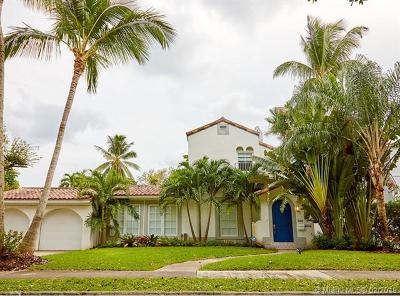 Miami Single Family Home For Sale: 544 NE 58th St.