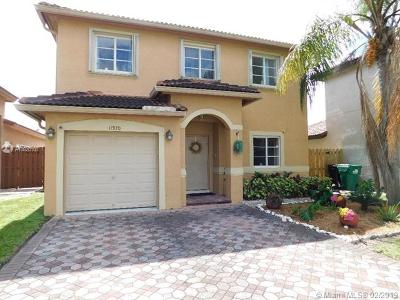 Miami Single Family Home For Sale: 11970 SW 135th Ter