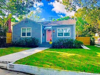 West Palm Beach Single Family Home For Sale: 744 Avon Rd