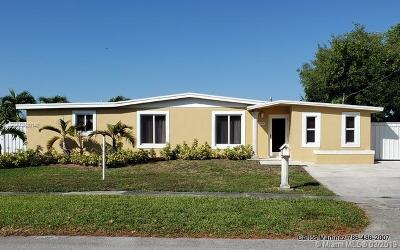 Hialeah Single Family Home For Sale