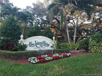 Davie Condo For Sale: 9461 Evergreen Pl #205